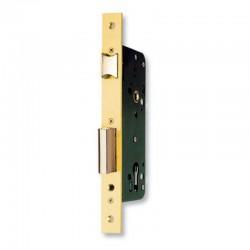 Lince cerradura modelo 5401-40 acabado hierro latonado