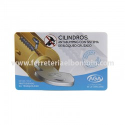SIDESE DOBLE CILINDRO 40X60MM
