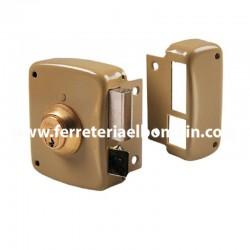 Cerradura de sobreponer serie 5125-10A